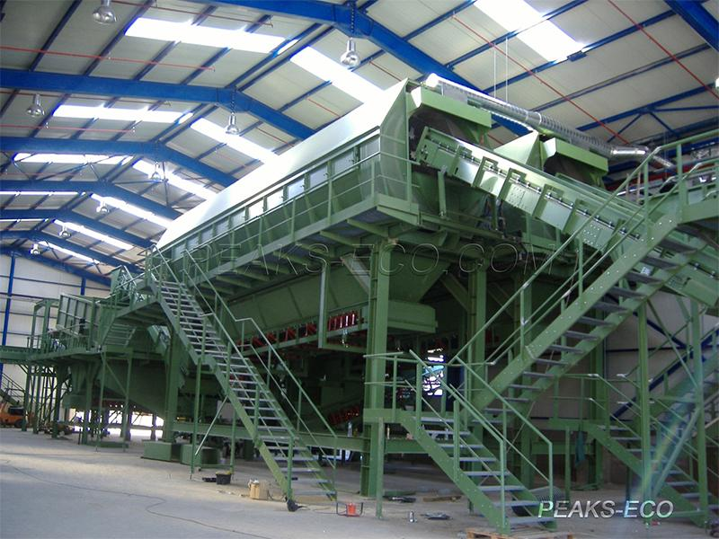 Waste Sorting Plant (Municipal Waste)