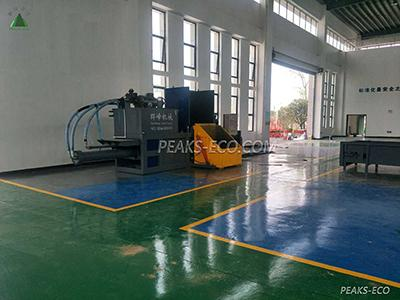 Baler Machine (Door Closed)